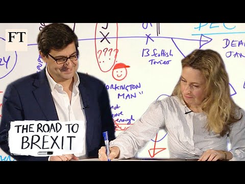Mapping Boris Johnson's Brexit election gamble | FT