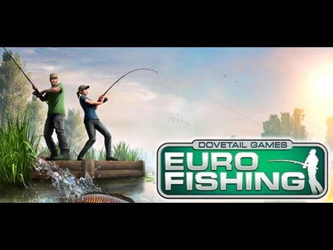 Euro Fishing / Le début d'une carrière!