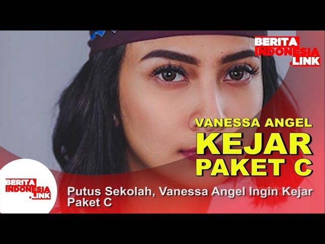 Putus Sekolah, Vanessa Angel Ingin Kejar Paket C