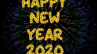 New year 2020 gif