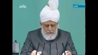 2013-03-01 Die wahre islamische Lehre und die Situation der Muslime heute