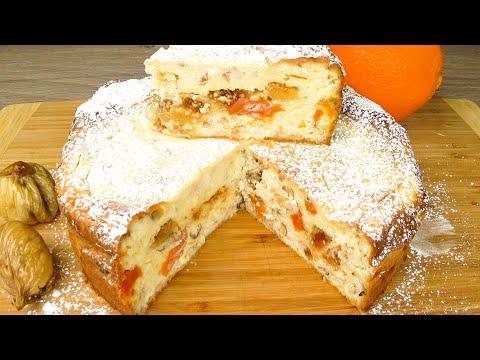 Королевская творожная запеканка. Нежная и вкусная | Royal Cottage Cheese Casserole. Gentle And Tasty
