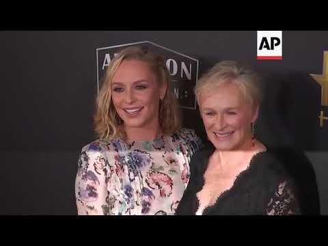 A-list extravanganza at Hollywood Film Awards