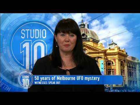 Melbourne UFO Mystery: 50 Years On | Studio 10