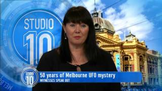 Melbourne UFO Mystery: 50 Years On | Studio 10