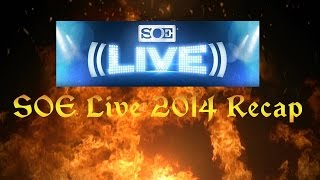 SOE Live 2014 Final Day Recap - H1Z1, EQ Next, EQN Landmark and EQ2