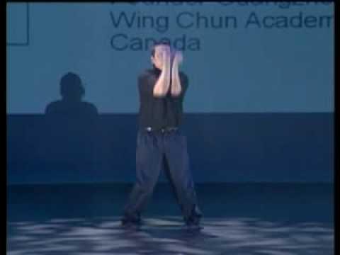 Guang Zhou Wing Chun, Siu Lien Tao by Joseph Chow ...
