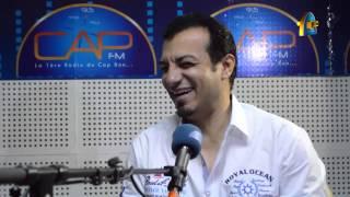 """النجم المصري إيهاب توفيق ضيف برنامج """" la terrasse"""" مع حسام و غازي"""