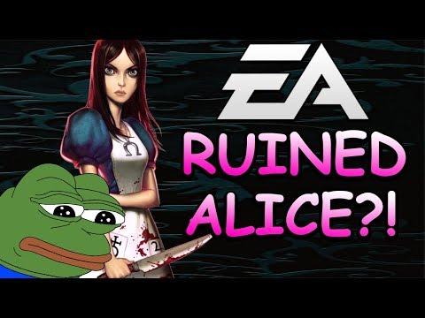 WILL EA RUIN ALICE ASYLUM?! - Alice 3 Asylum