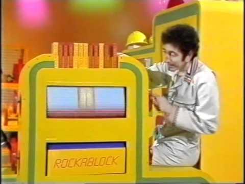 Chockablock  Clock