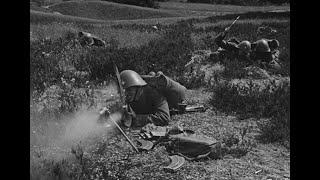 Sådan kæmpede danske soldater 9. april 1940
