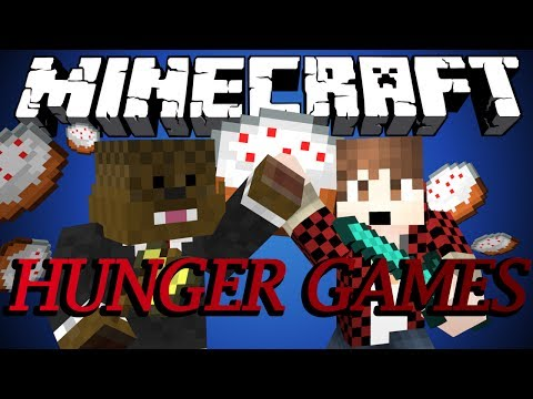 ICE SKATING! Minecraft Hunger Games w/ BajanCanadian #69