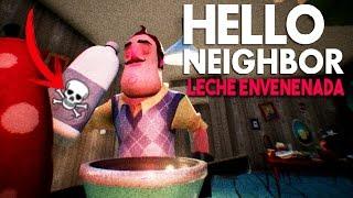 funcionan las pldoras del sueo vecino envenenado hello neighbor alpha 2 3