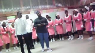 Revelations Gospel choir - Nguwe wedwa