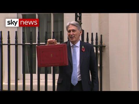 What is in Philip Hammond's Autumn budget?
