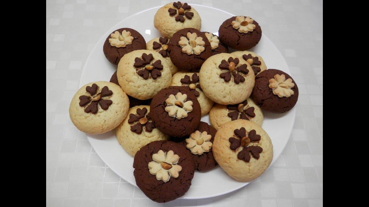 красивое домашнее печенье