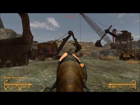 Fallout New Vegas - Susan's Deathclaw Revenge