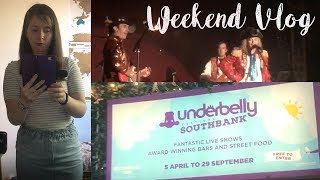 Weekend Vlog: A Night at the Musicals