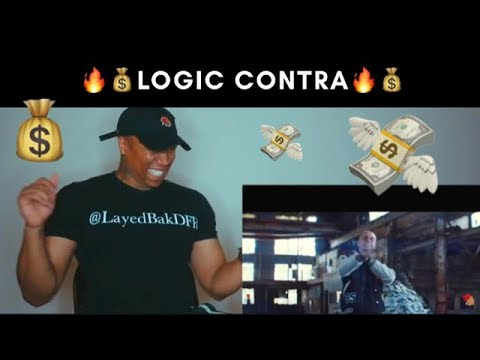 Logic - Contra (Music Video) REACTION!!!
