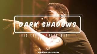 Kid Cudi x Kanye West Type Beat - Dark Shadows - Alternative Rap Trap Instrumental 2016
