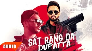 Sat Rang Da Dupatta (Full Audio Song) | Gitaz Bindrakhia Ft Bunty Bains | Punjabi Audio Songs