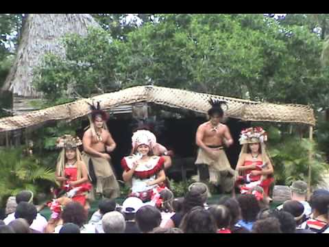Marquesas Islands Dance