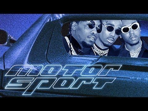 Migos,Nicki Minaj,Cardi B Motorsport