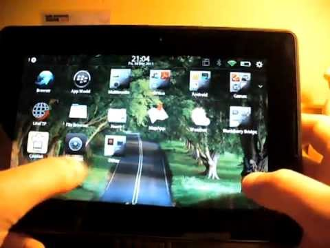 Android Runtime for BlackBerry PlayBook