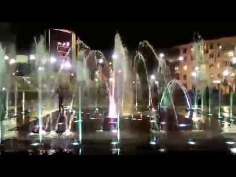 New Fountain in Saratov - travel to the heart of Russia!