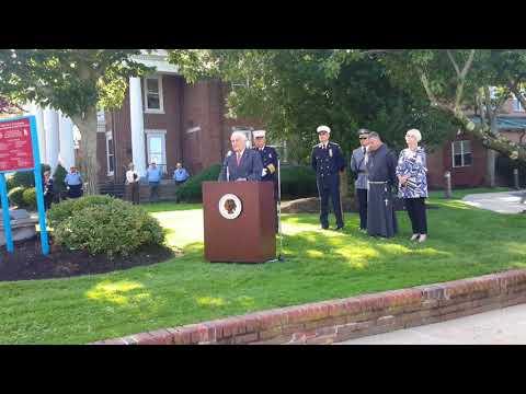 Toms River's 9 / 11 Ceremony