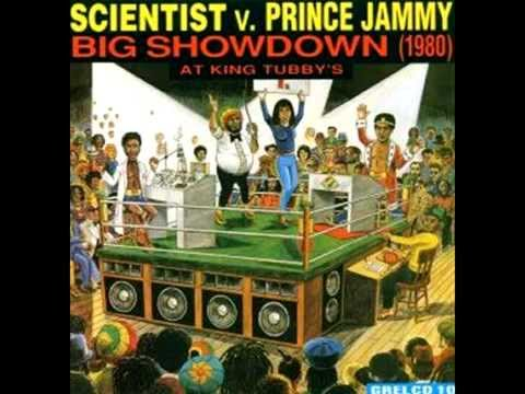 Scientist vs Prince Jammy - Big Showdown at King Tubby's - Album