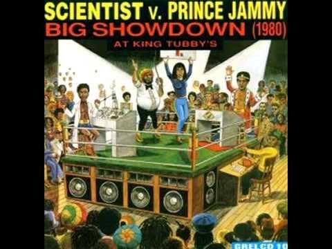 Scientist vs Prince Jammy - Big Showdown at King Tubby's - Album