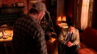 Сверхъестественное(Supernatural) Приколы со съемок 6-го сезона.