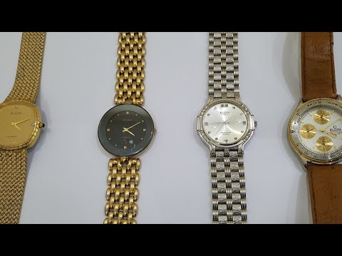 Platinum Plated Diamond Watch | Luxury Watches Review
