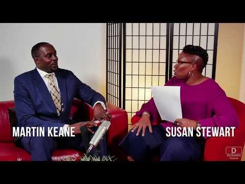 TDC  TRAILBLAZERS WITH SUSAN STEWART; Guest Martin Keane