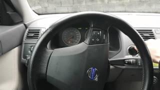 Volvo v50 2004 2.0 diesel weird start problem (fixed)