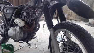 U.T.I DAS MOTOS XT 600 CARBURADOR