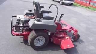 Yazoo Kees Zt Max Zero Turn Lawn Mower Hp Briggs Engine Sle
