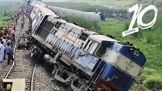 Najbardziej śmiertelne katastrofy kolejowe!