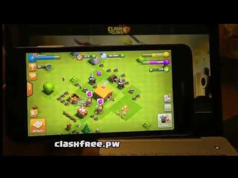 How To Hack Coc-with Out Root