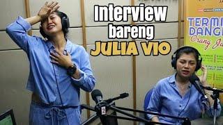 INTERVIEW DI RADIO D FM BARENG JULIA VIO, PROMO SINGLE KUDU PIYE | ERIE SUZAN CHANNEL (Eps 64)