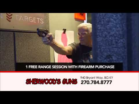 Sherwoods Guns 30 Second Tv Ad Youtube