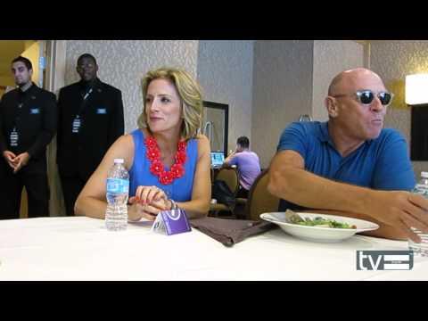 Psych Season 8: Kirsten Nelson & Corbin Bernsen Interview