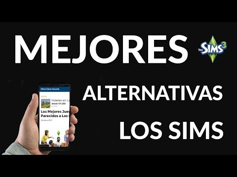 Los Mejores Juegos Parecidos a Los Sims