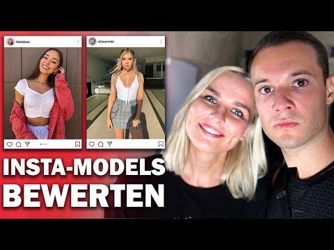 Insta Models bewerten mit Jana