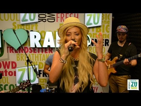 Delia - Ana, zorile se varsa (Live la Radio ZU)