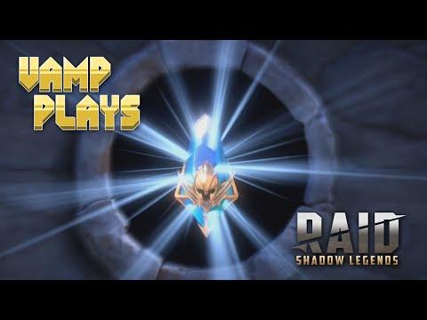 RAID: Shadow Legends | Small Shard Opening #2 | Vamp Plays
