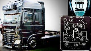 Переключаю все 16 передач на грузовике. cмотреть видео онлайн бесплатно в высоком качестве - HDVIDEO