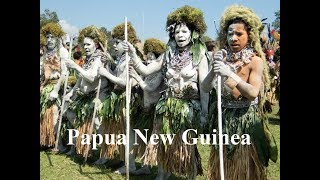 Papua New Guinea in tropical (Pacific) Ocean/Goroka Festival Part 2