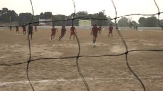 Football competition at Kathua